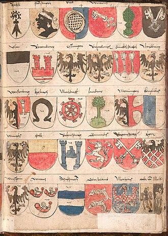 Wernigerode Armorial - Image: Wernigeroder Wappenbuch 513
