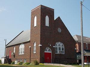 Calamus, Iowa - Wesley United Methodist Church