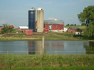 West Buffalo Township, Union County, Pennsylvania Township in Pennsylvania, United States