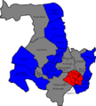 West Lancashire 2008 election map.png