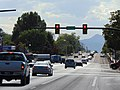 West on Main Street, Santaquin, Utah, May 16.jpg