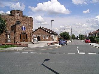 Stivichall - West Orchard Church