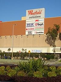 Westfield Eastgardens Wikipedia