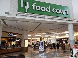 Westfield Valencia Town Center - Image: Westfield Valencia food court