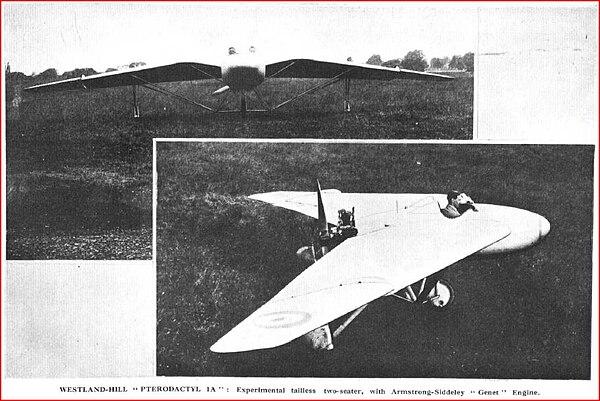 Pterodactyl IA (Flight 1928)