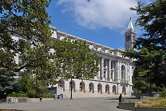 University of California, Berkeley - Wheeler Hall