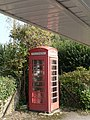Whitchurch Canonicorum, phone box - geograph.org.uk - 983672.jpg