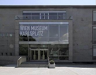 Vienna Museum - Vienna Museum main building on Karlsplatz