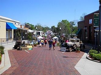 Wiggins, Mississippi - Pine Hill Festival 2012