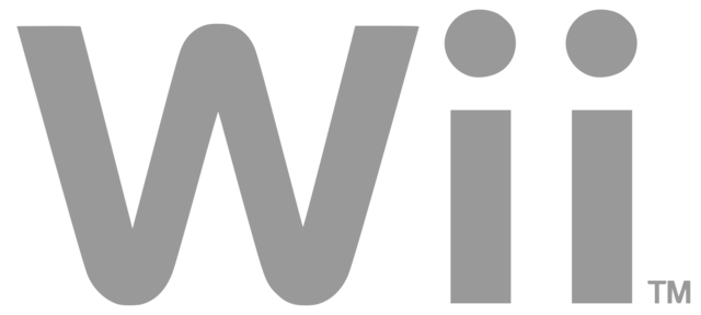 Wii Logo Png File:Wii logo.png - Wi...
