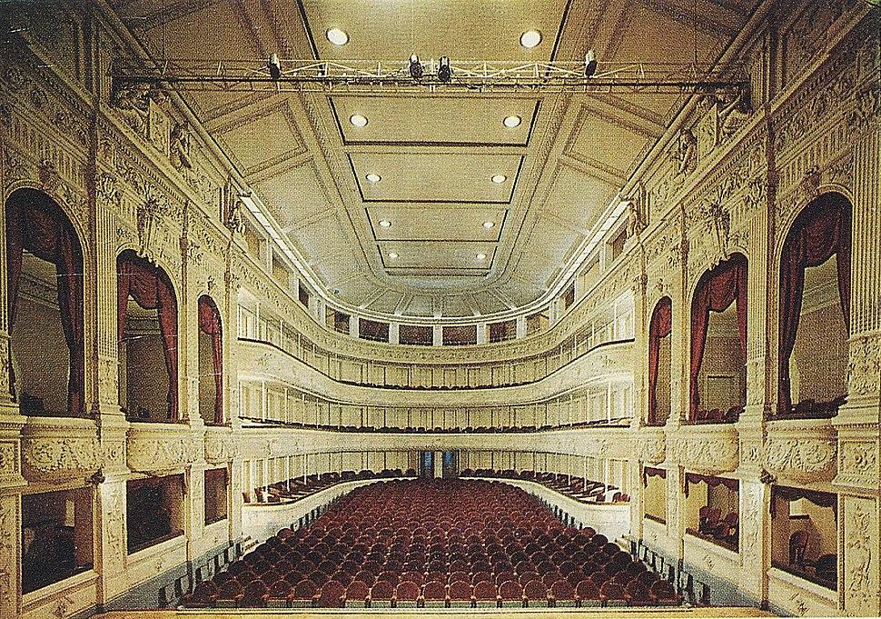 Wiki - Salle de concert du CRB 1