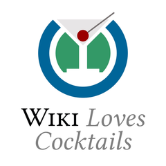 Wiki Loves Cocktails (Logo)
