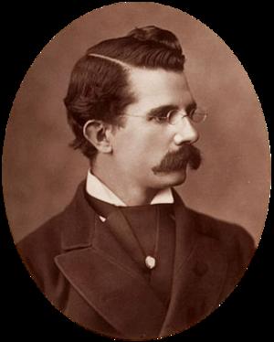 William Black (novelist) - Image: William Black c 1870s