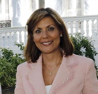 First Ladies and Gentlemen of Puerto Rico - Image: Wilma Pastrana