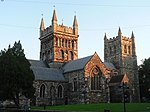 The Minster Church of St Cuthburga