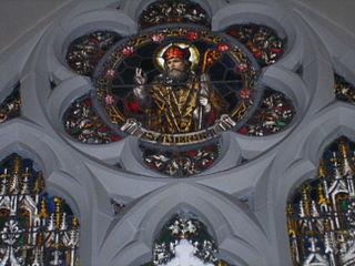 Ciarán of Saigir Irish saint