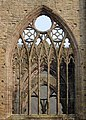 Window in Tintern Abbey - geograph.org.uk - 483441.jpg