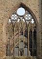 Window in Tintern Abbey - geograph.org.uk - 483441.jpg