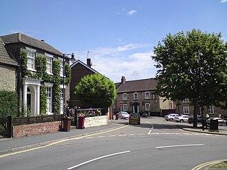 Winterton, Lincolnshire - Winterton Marketplace