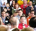 Wisconsin RNC chairman Brad Courtney introduces the Paul Ryan event at Carroll University (8091032341).jpg
