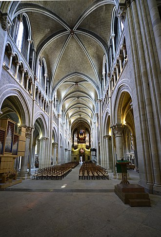 Lausanne Cathedral - Image: Wlm losanna 000