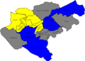 Woking 2010 election map.png