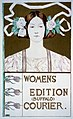 Women's edition (Buffalo) Courier - ARG ; the Courier Litho. Co., Buffalo, N.Y. LCCN2002712197.jpg