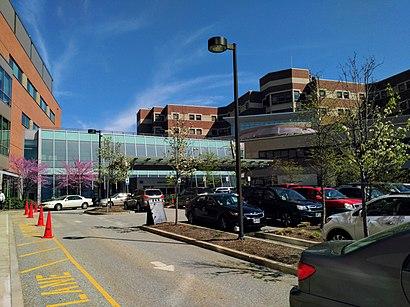 Cómo llegar a Women & Infants Hospital RI en transporte público - Sobre el lugar