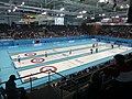 Womens' Curling, Ice Cube Curling Center (1) (14459023639).jpg
