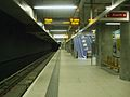 Woolwich Arsenal DLR north platform look east2.JPG