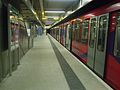 Woolwich Arsenal DLR south platform look east.JPG