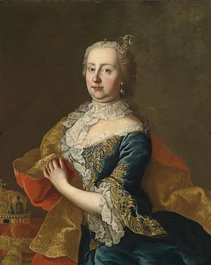 Danube Swabians - Maria Theresa