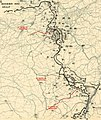 World War II in Europe Western Front situation map, 11-12-1944.jpg