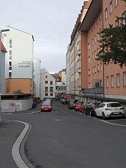 Kartause in Würzburg