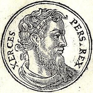 Xerxes I was a Zoroastrian Persian Shahanshah ...