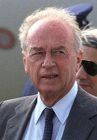 1992 Israeli legislative election - Yitzhak Rabin