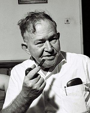 Joel Brand - Joel Brand in 1961