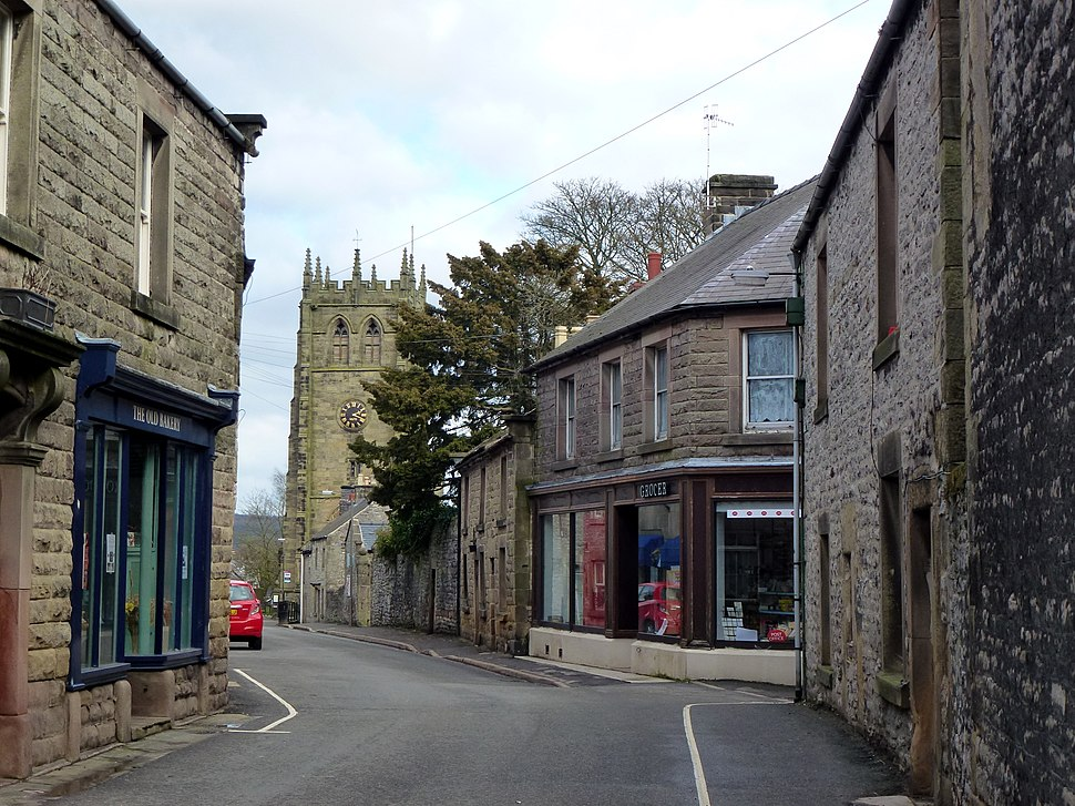 Youlgreave- village centre (geograph 3372342)