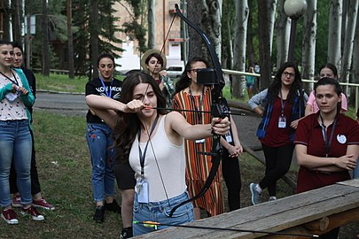 Youth WikiCamp, summer 2018, Armenia 02.jpg