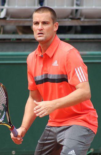 Mikhail Youzhny - Youzhny at the 2015 French Open.