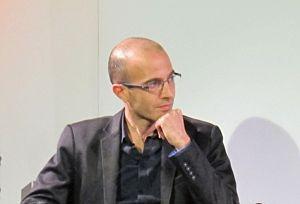 Yuval Noah Harari - Harari in 2017
