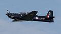 ZF287 Shorts Tucano, RAF Linton-on-Ouse (9678448173) (2).jpg