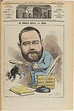 les romanciers naturalistes emile zola biography