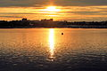 Zachód słońca na nabrzeżu Angary w Irkucku 09.JPG