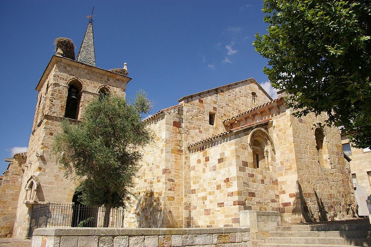 Iglesia de San Cipriano (Zamora) - Wikipedia, la