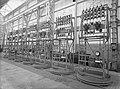 Zes transformatorzuilen zonder buitenmantel bestemd voor elektrificatie van Texel.jpg