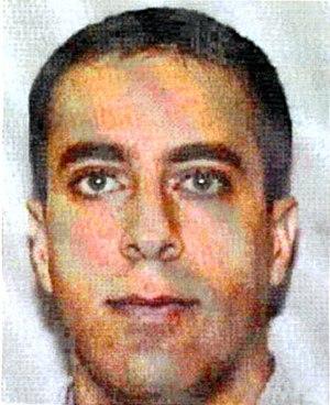 Ziad Jarrah - Jarrah in 2001