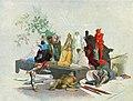 Zichy Mihaly - Abrand a festekes lada felett,1888.jpg