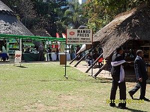 Zimbabwe International Book Fair - Zimbabwe Book Fair 2012