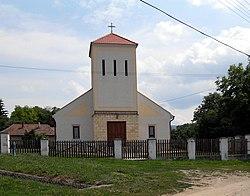 Zsujta, Szent György templom.jpg